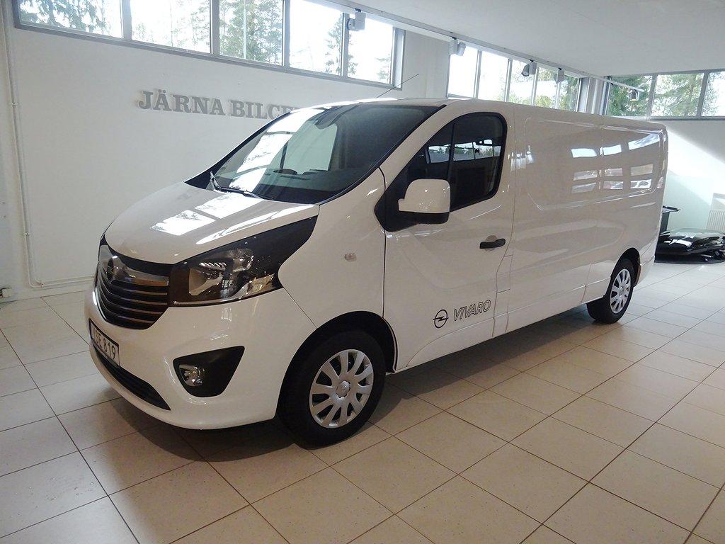 Opel Vivaro Premium L2H1 BiTurbo 125 hk