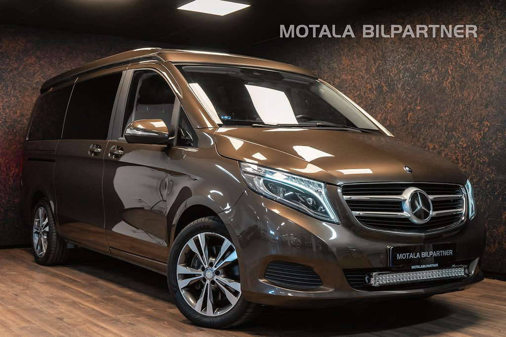Mercedes-Benz V 250 d MARCO POLO 4MATIC 7G-PLUS | DRAG |