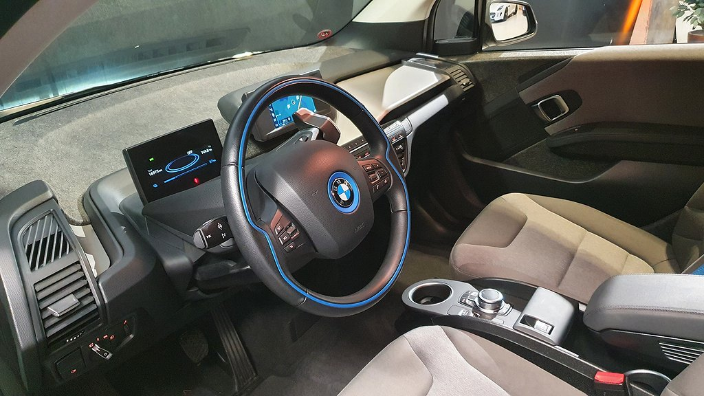 BMW i3 120 Ah Comfort Advanced Navigation 170hk