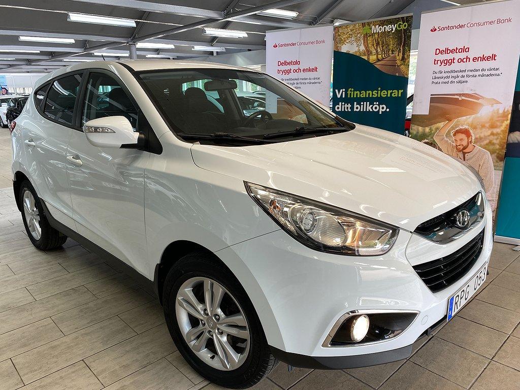 Hyundai ix35 2.0 (136hk) CRDi*Fintskick*0:-Ränt*