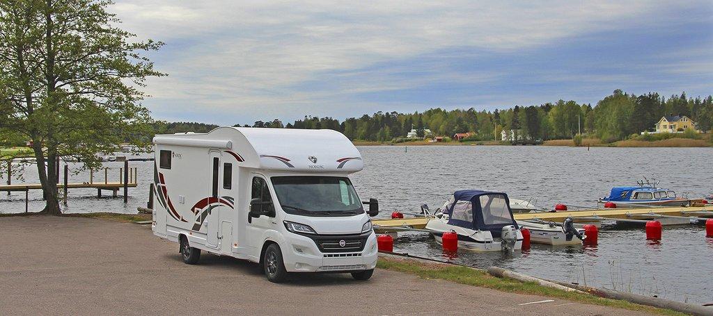 Nordic Explore LBT Crossover Fiat AL-KO 180hk