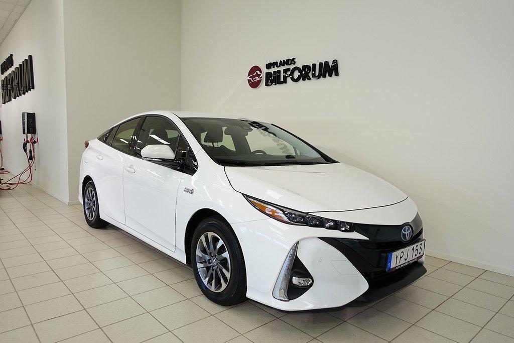 Toyota Prius Plug-in Hybrid 1.8 Executive (Motorvärmare)