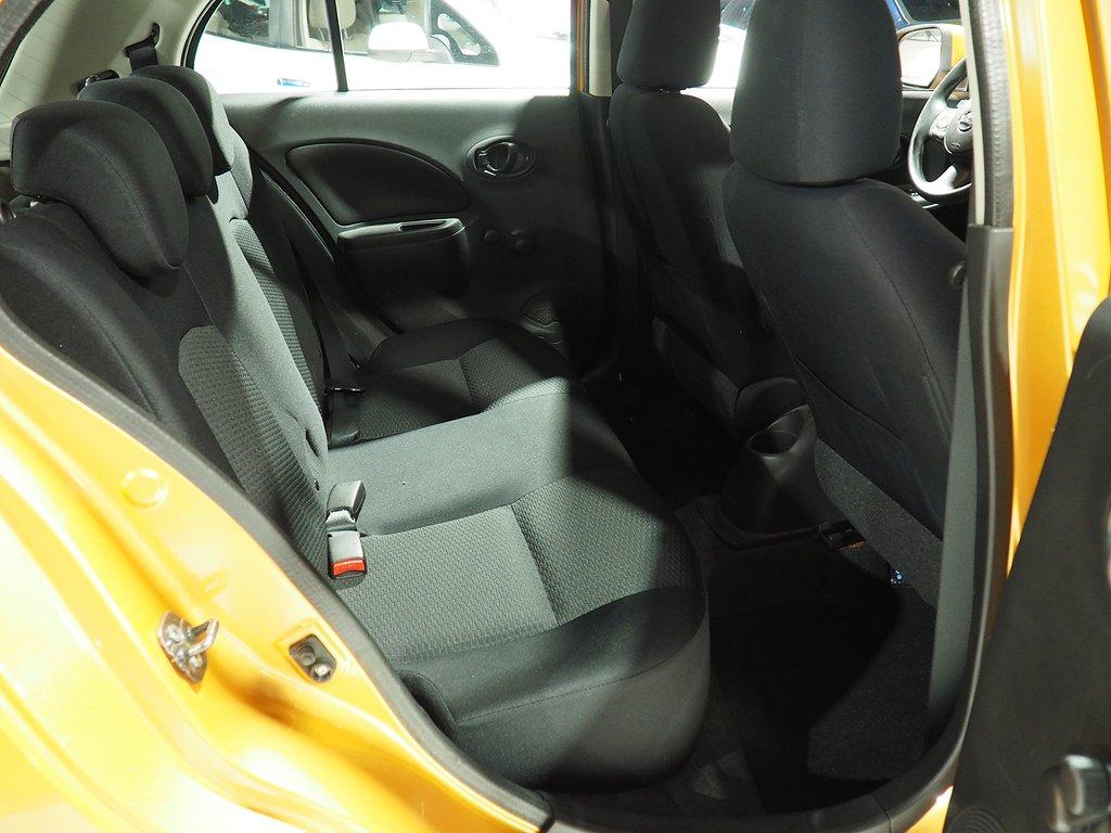 Nissan Micra 1.2 80hk 2011