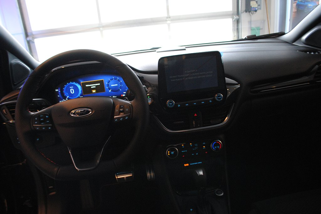 Ford Puma ST-Line 1.0T EcoBoost 125hk Aut7