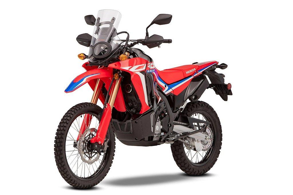 Honda CRF300RL Rally #Slutsåld men vi söker fler#