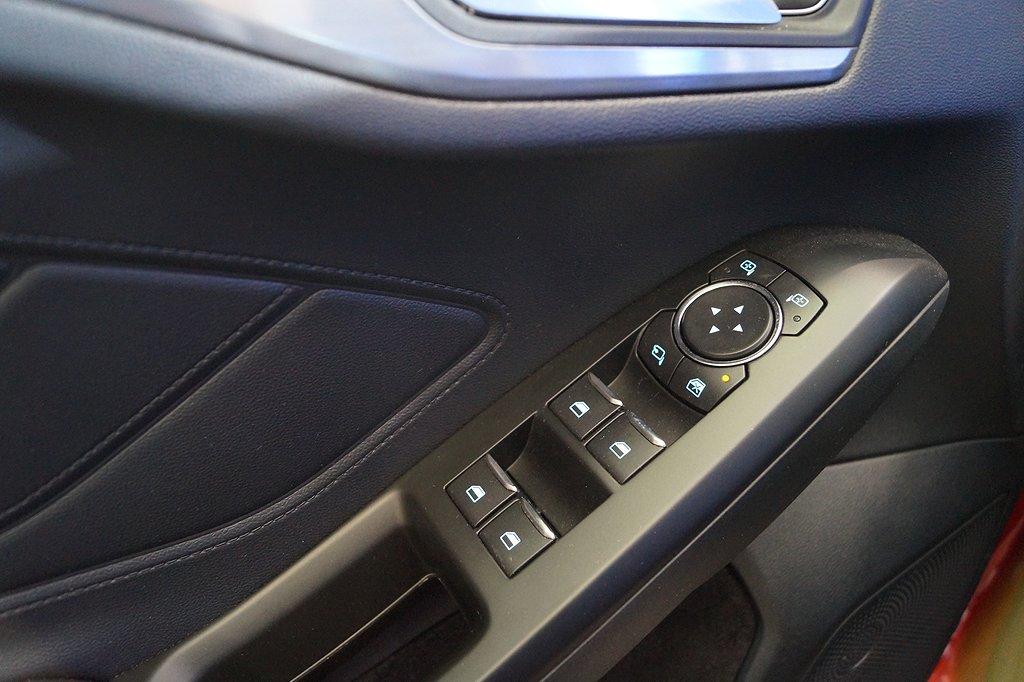 Ford Focus 1.0 EcoBoost 125hk Titanium 5D/Backkamera/rattvärme