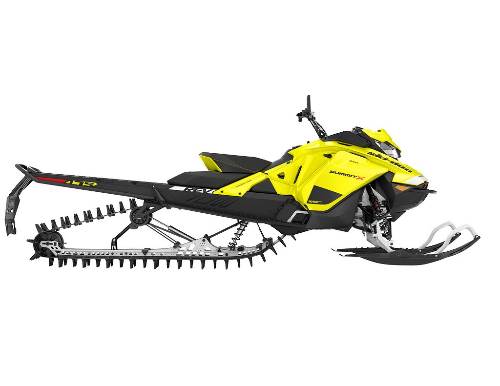 "Ski-doo Summit X 850 175"" Shot"