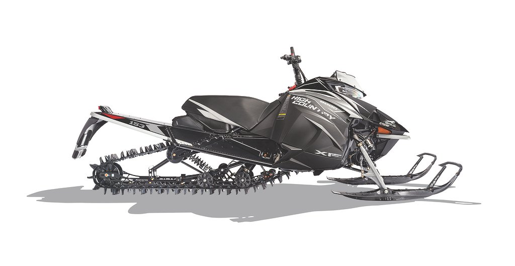 Arctic Cat High County 8000 LTD ES 2019