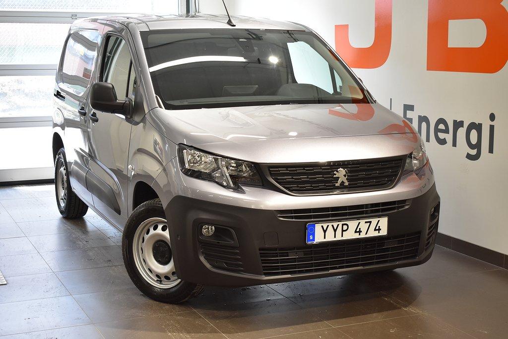 Peugeot Partner Skåp PRO BlueHDi 130hk Aut L1 Dieselvärmare - DEMO