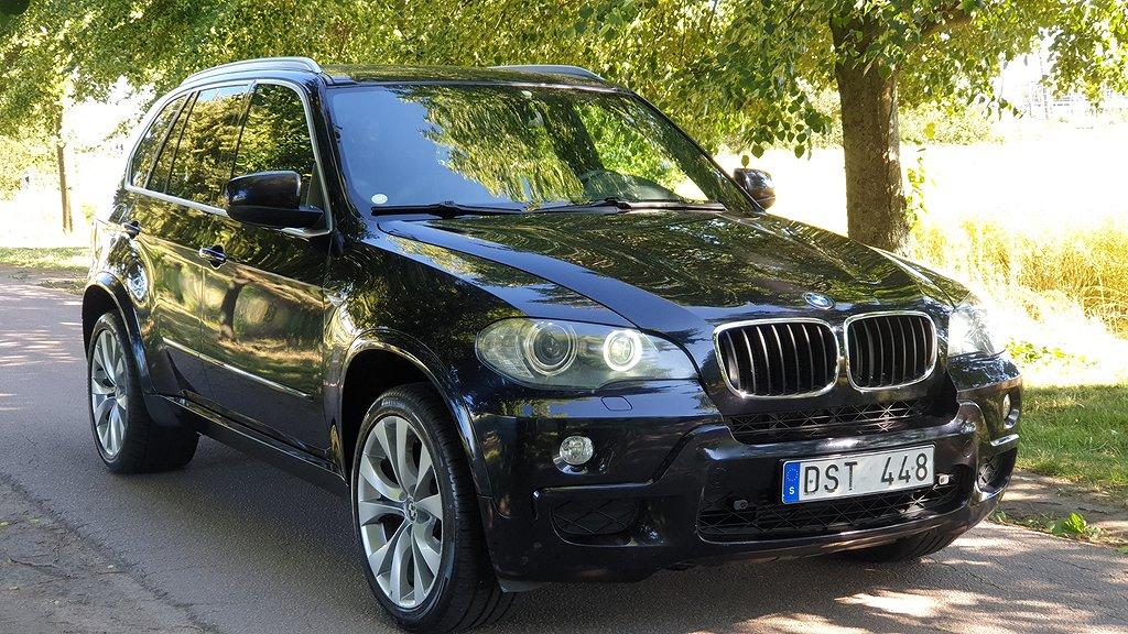 BMW X5 3.0d Steptronic M Sport 235hk
