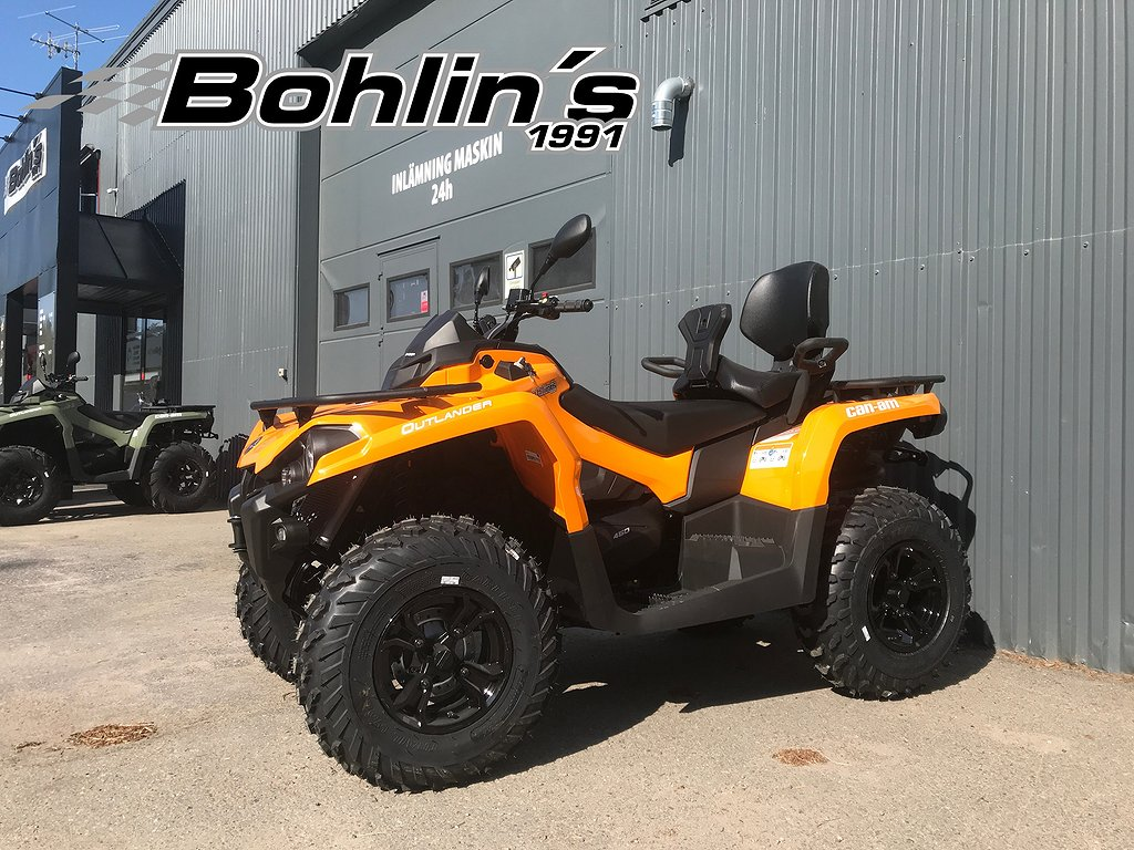 Can-Am Outlander Max 570 T3 ABS *Kampanj 10000:-*