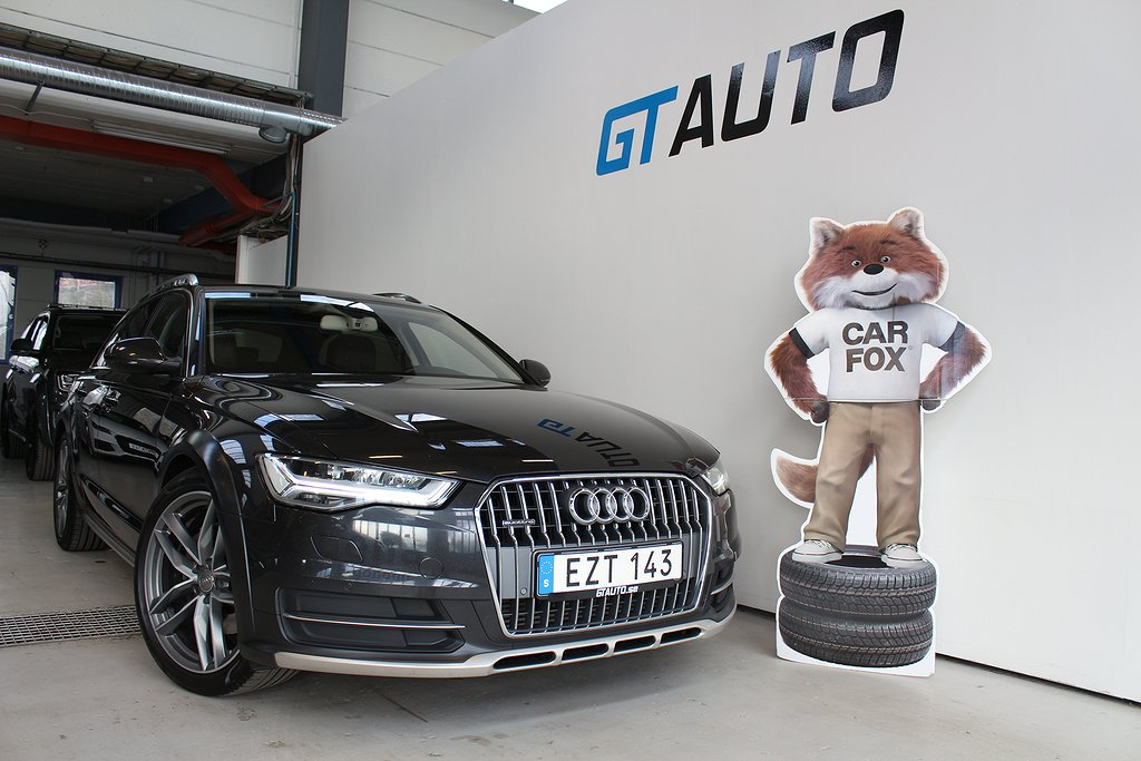 Audi A6 Välutrustad Leasbar Lackad Värmare