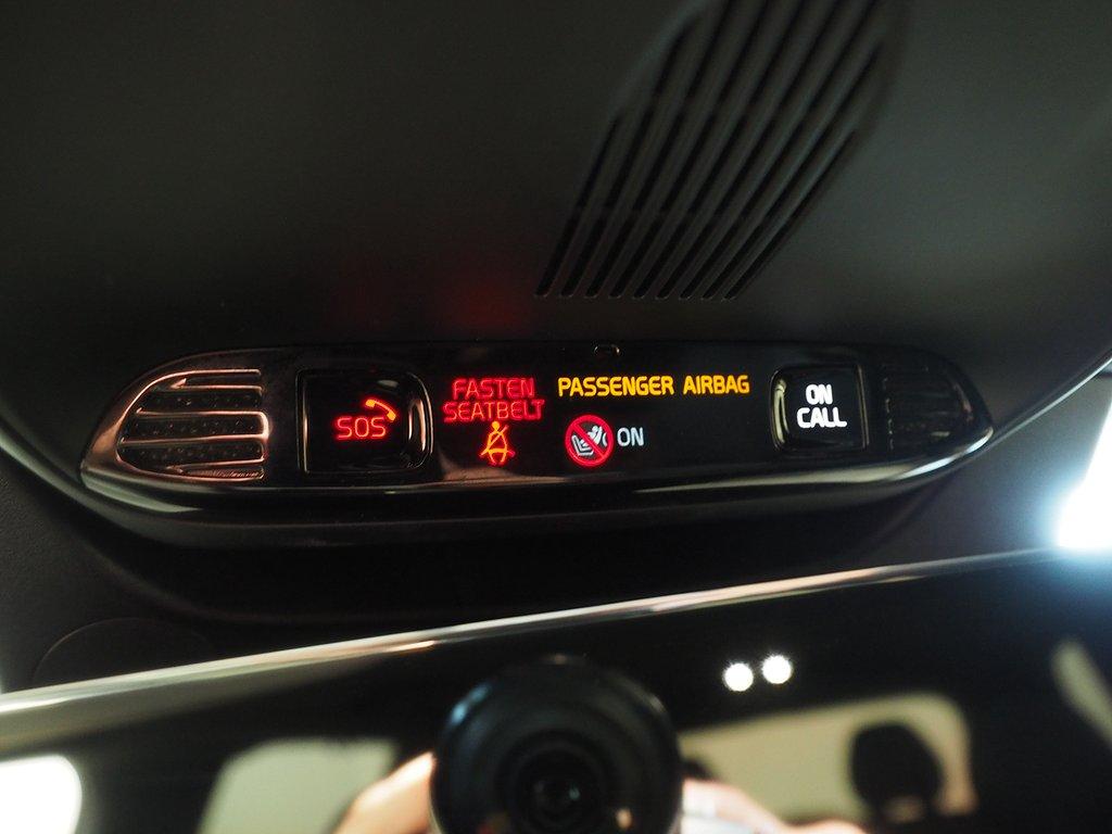 Volvo XC90 D4 AWD 190hk Aut Inscription (7-sits,D-värm,VOC) 2018