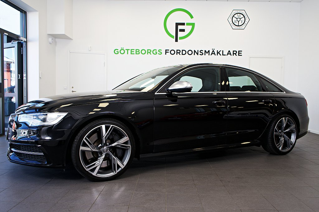Audi S6 Sedan 4.0 TFSI V8 quattro / 360° /Head-up / Feritta