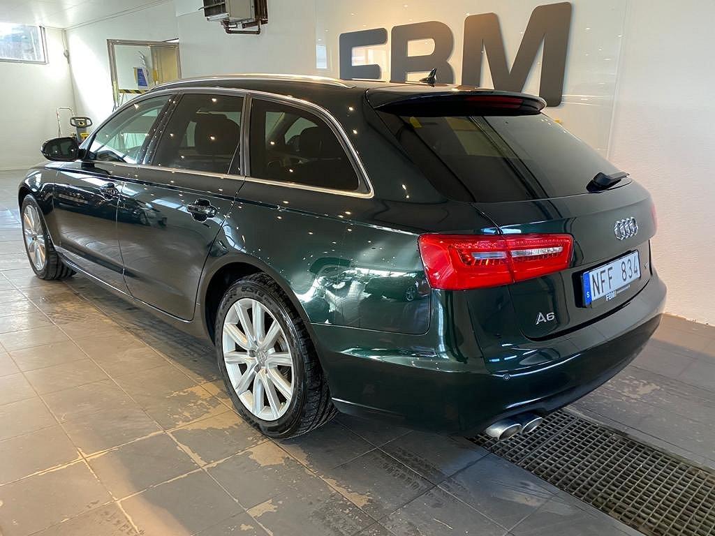 Bild till fordonet: Audi A6