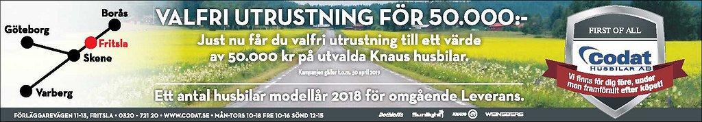Västsveriges Största Dethleffs handlare!