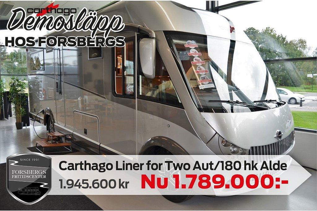 Carthago Chic e-line I 53 Liner for Two / AUGUSTI KAMPANJ 1,45 % RÄNTA !