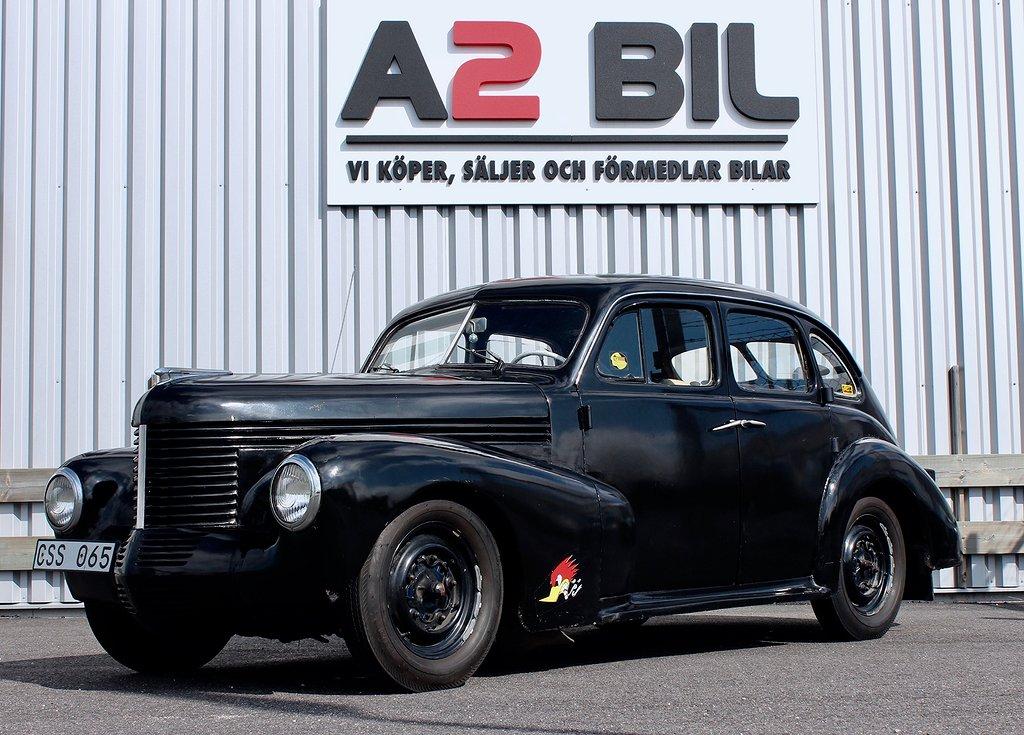 Opel Kapitän 4-dörrars Sedan 2.5 54hk