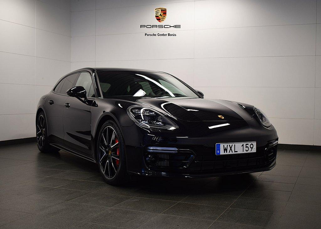 Porsche Panamera GTS Sport Turismo / Demo