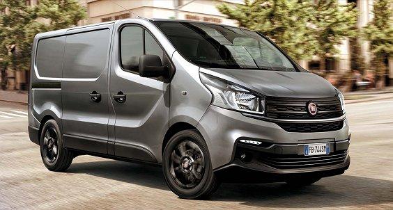 Fiat Talento L1 AUTOMAT 145 hk Diesel
