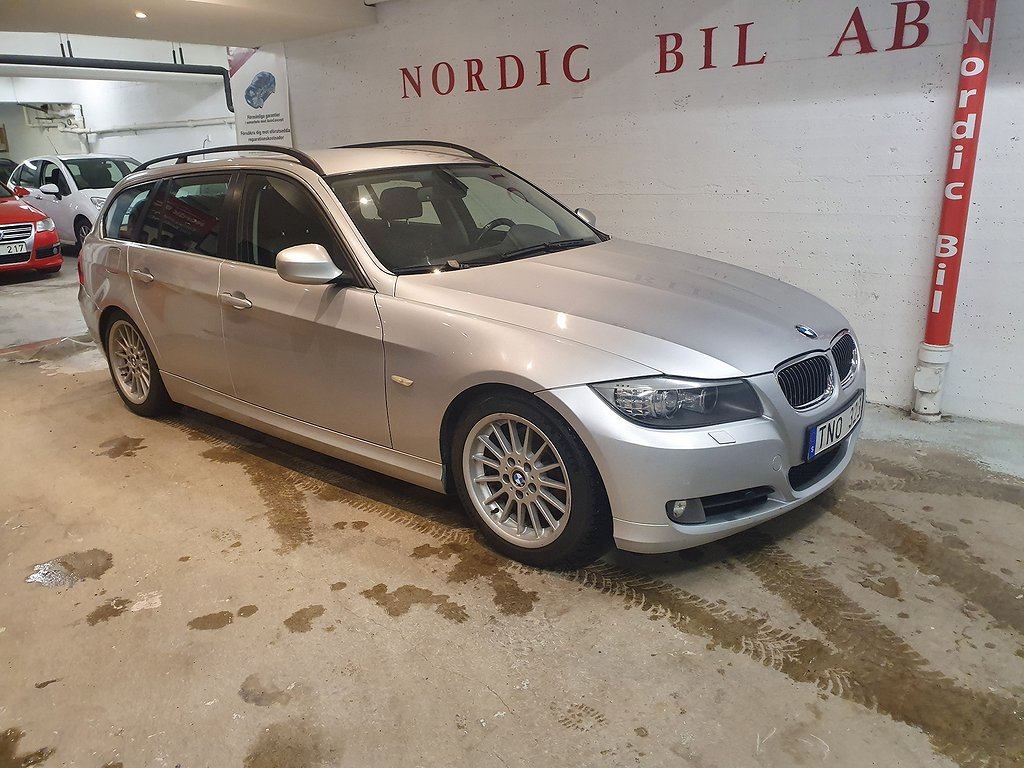 BMW 325 i Touring Comfort, Dynamic 218hk