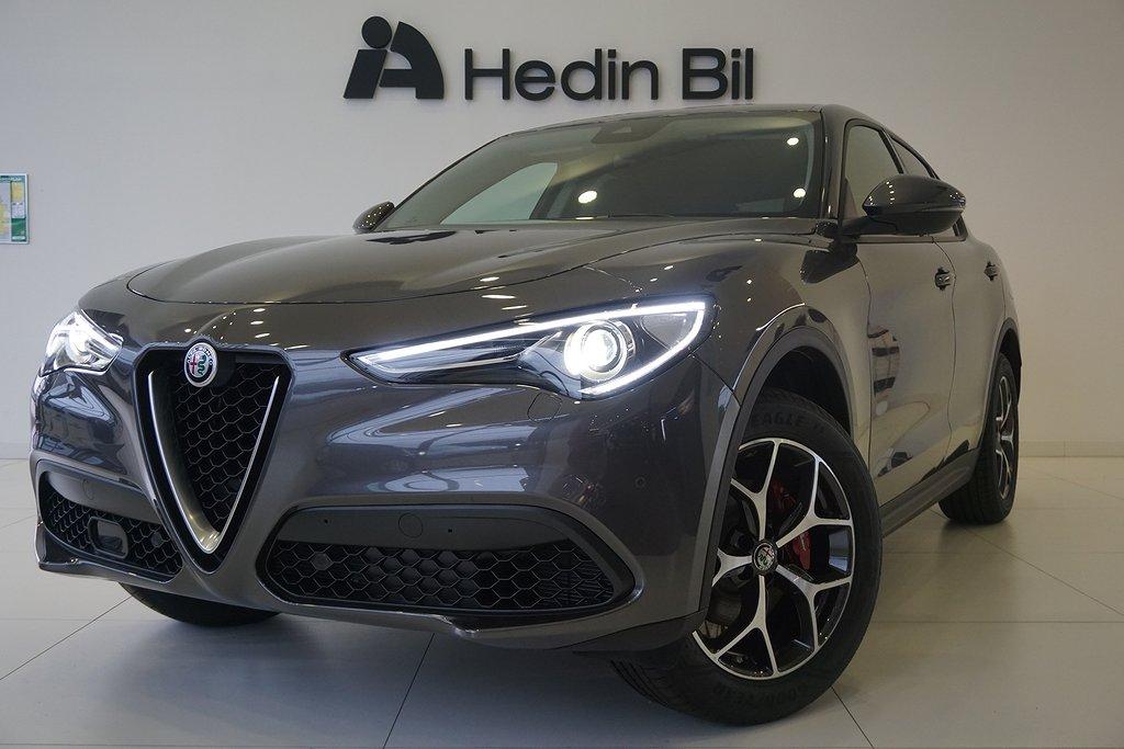 Alfa Romeo Stelvio STELVIO SUPER 2.2 210 HK AWD MY19 *NYBILSKAMPANJ*