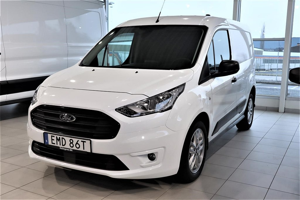 Ford Transit Connect L1 Trend 1.5td100hk Euro6.2 M6 FWD Demo