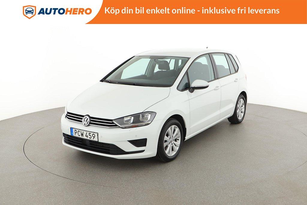 Volkswagen Golf Sportsvan 1.6 TDI Style / Värmare, Adaptivfh