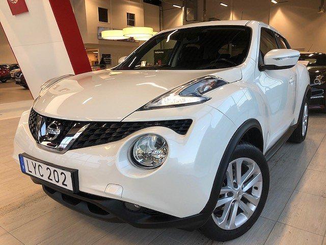 Nissan Juke 1.2 DIG-T 115hk N-Connecta