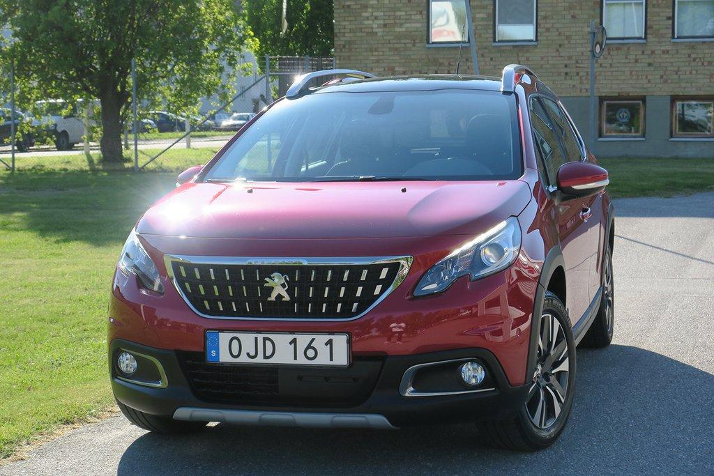 Peugeot 2008 1,6 HDi Allure