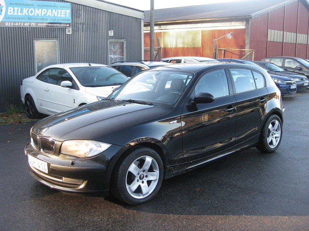 BMW 116 i  Advantage AC/V-Däck/5dörr