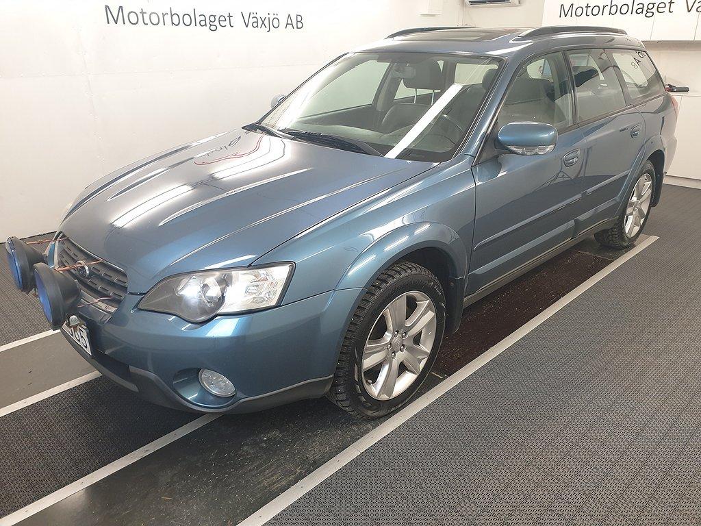 Subaru Legacy 3.0 4WD Aut 245hk*Nav**Drag