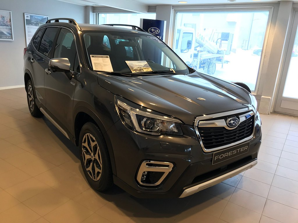 Subaru Forester 2.0 4WD Lineartronic Euro 6 150hk Active