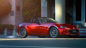 Mazda gör MX-5 bättre
