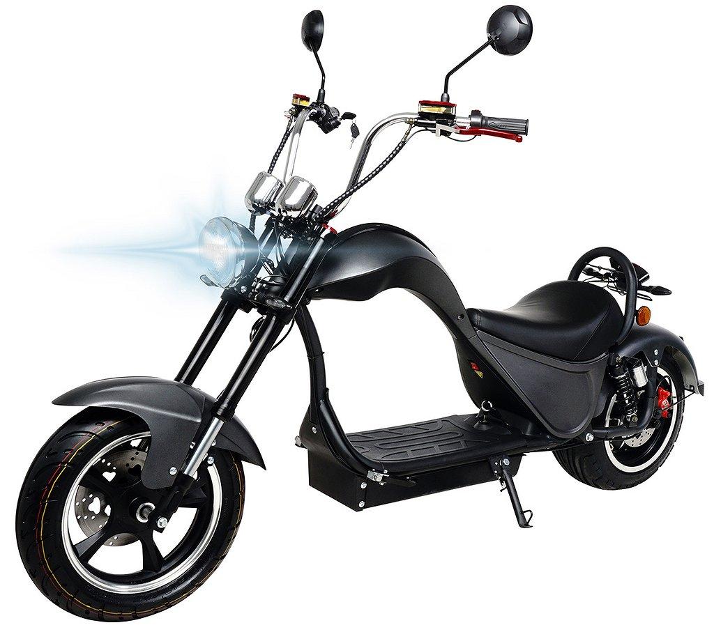 Övrigt Harley Extreme, 2000W, litium, EU-moped
