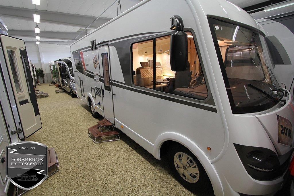 Bürstner I Lyseo 728 Garage / Enkelsängar / 150 hk / Aut