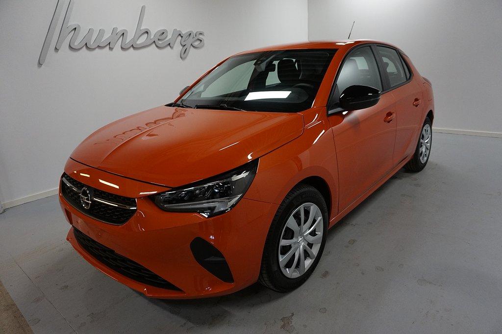 Opel Corsa NYA 1.2 5dr Edition 75hk