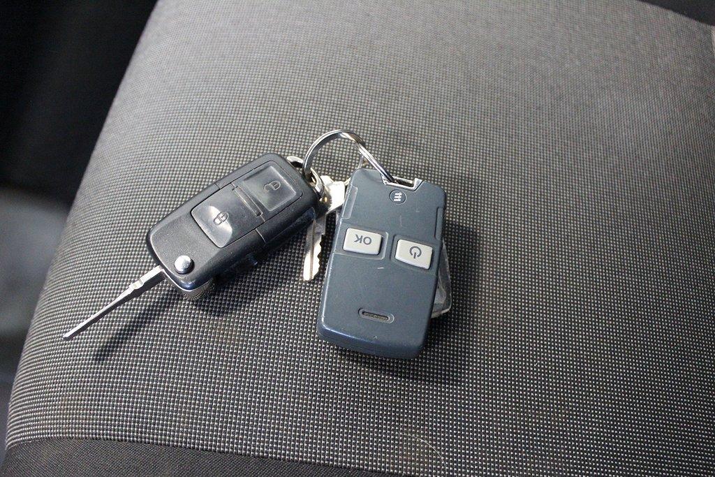 Volkswagen Crafter, Chassi 35 2.0 TDI Euro 6 163hk