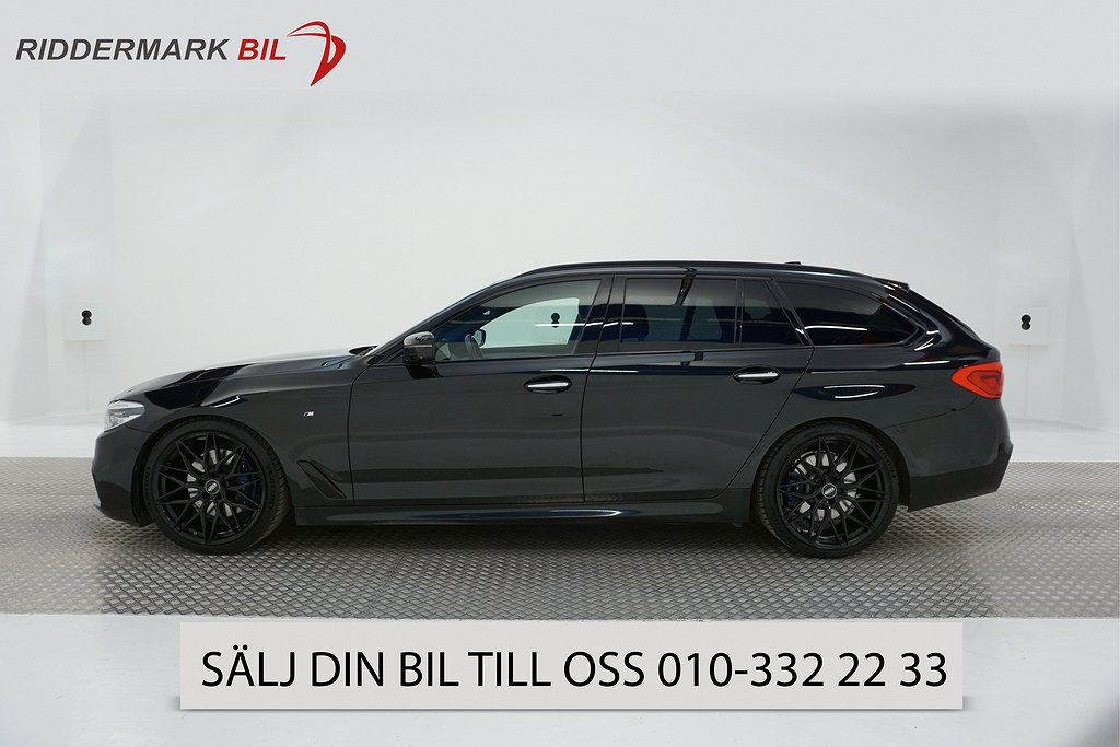 BMW 530i xDrive Touring, G31 (252hk)