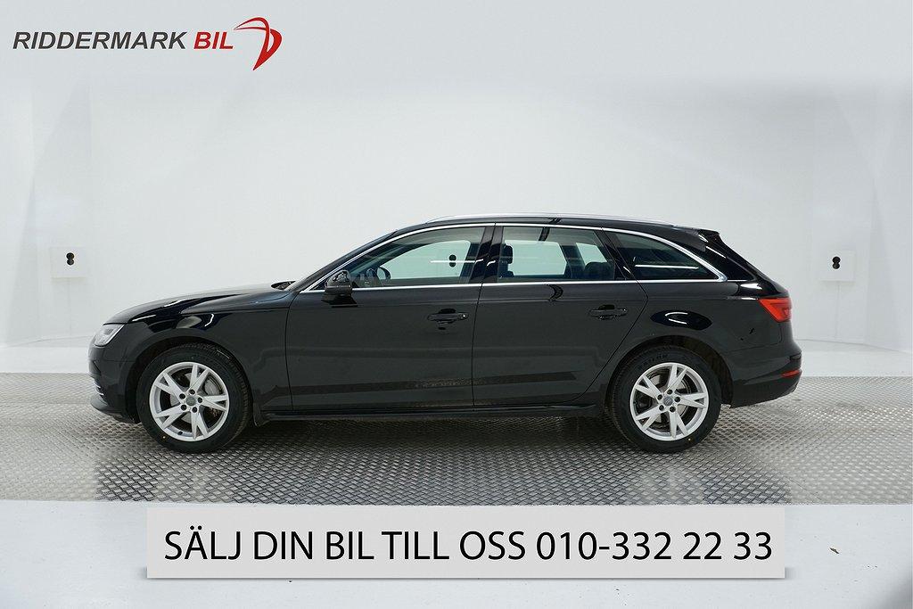 Audi A4 Avant 2.0 TDI quattro S Tronic Eu6 190hk Nyservad