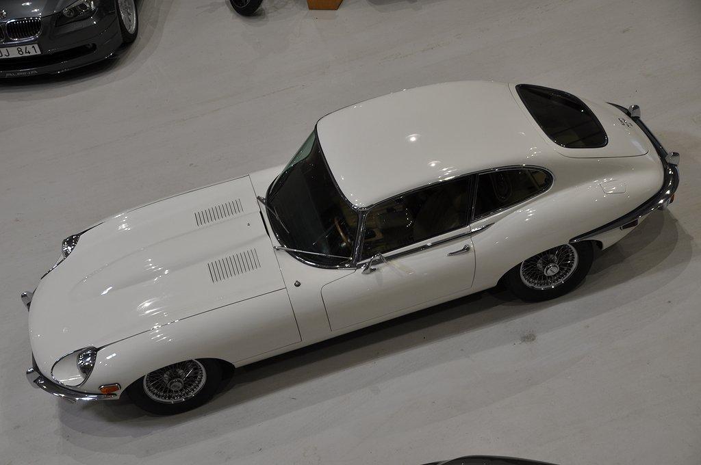 Jaguar E-Type 4.2 liter - 2+2