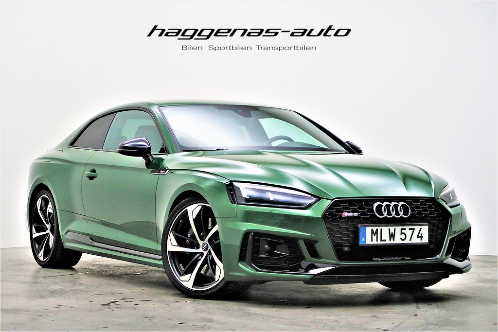 Audi RS5 Coupé / SE SPEC / LÅGA SKATTEN