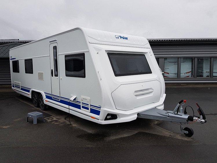 Polar 730 FDCXA Edition Barnkammare