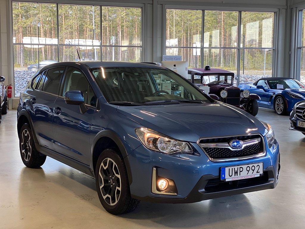 Subaru XV 2.0 4WD AUT DRAG EN BRUKARE KAMERA S&V HJUL DUBB
