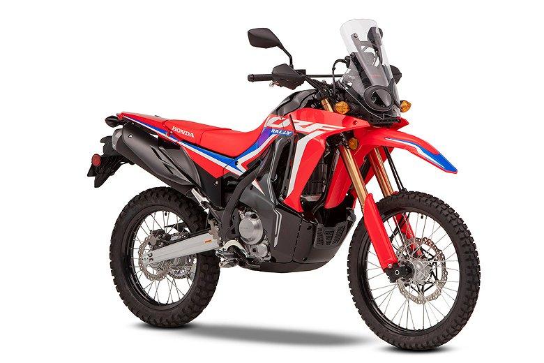 Honda CRF 300 L Rally *SLUTSÅLD*