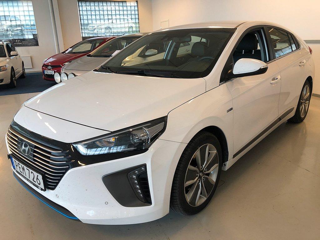 Hyundai IONIQ 1.6 Hybrid Premium Plus Eco