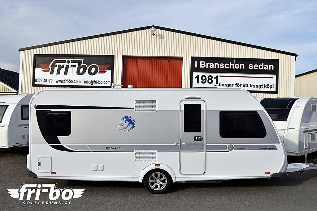 Knaus 580 UF Südwind Scandinavian Selection Dubbelbädd