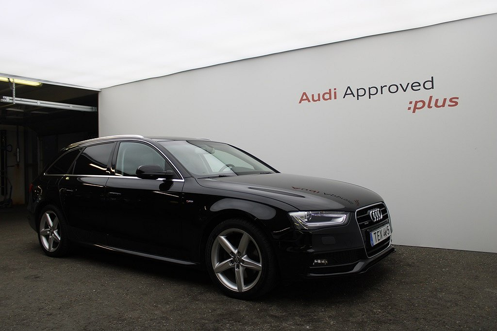 Audi A4 Avant 2.0 TDI 150 HK EU6 q