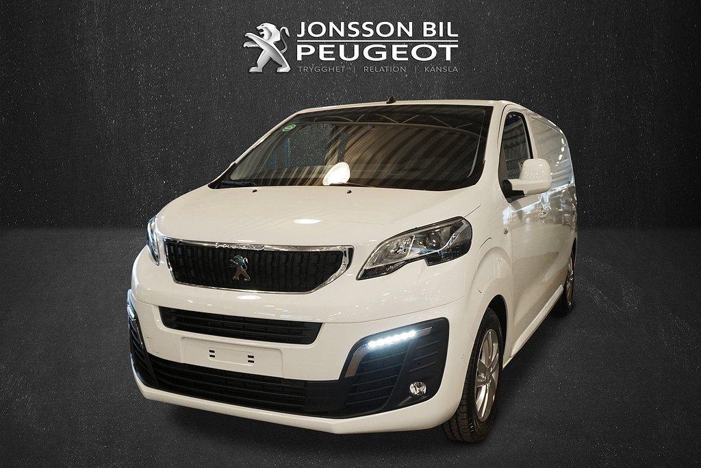 Peugeot e-Expert PRO+ L2 75kWh 136hk OMG LEVERANS