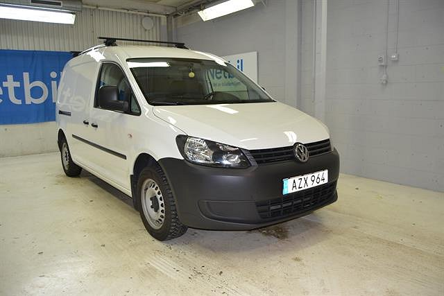VW Caddy 1.6 TDI Maxi Skåp 102hk